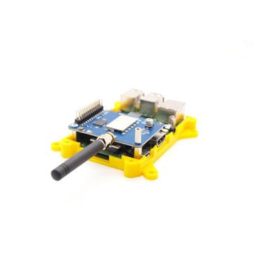 Raspberry Pi Case für Rpi und Busware CC1101 Transceiver V2 2