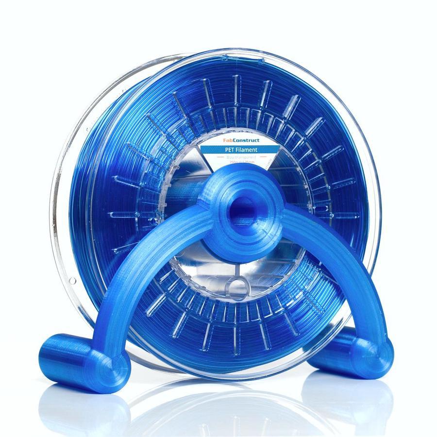 FabConstruct PETG Filament blau