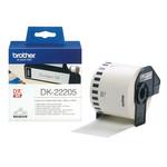 Endlos-Etiketten (Papier) Brother P-Touch DK-22205 001
