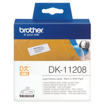 Adress-Etiketten (gross) Brother P-Touch DK-11208 001