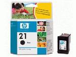 Tintenpatrone HP C9351A (Nr. 21) schwarz 001