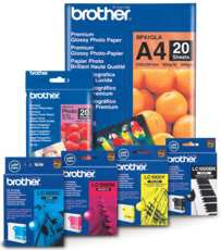 Brother BP61GLP Premium Glossy Photo-Papier / DIN A6