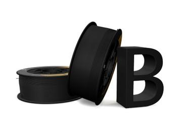 PLA  Filament bq 1.75mm 1kg, Coal Black