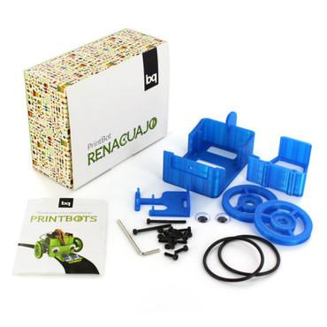 bq Robotic Renacuajo - PrintBot without electronics