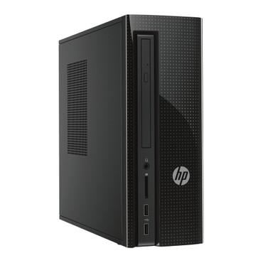 HP Desktop PC Slimline 260-a144ng /  Intel Celeron 3