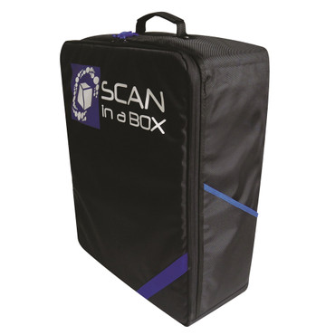 Scan in a Box Traveller Backpack 1