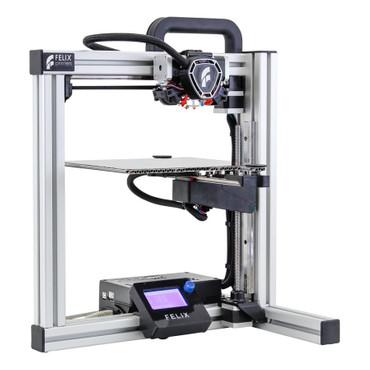 Felix Tec 4 3D Drucker Fertiggerät Dual Extruder incl. Display 4