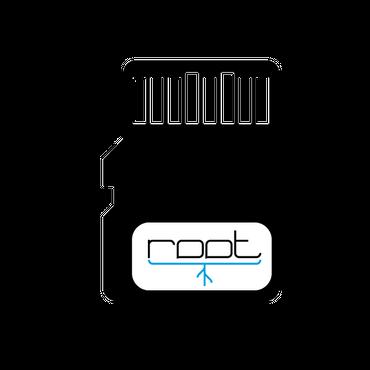RBX-RS1 Root™ microSD mit vorinstallierter Software