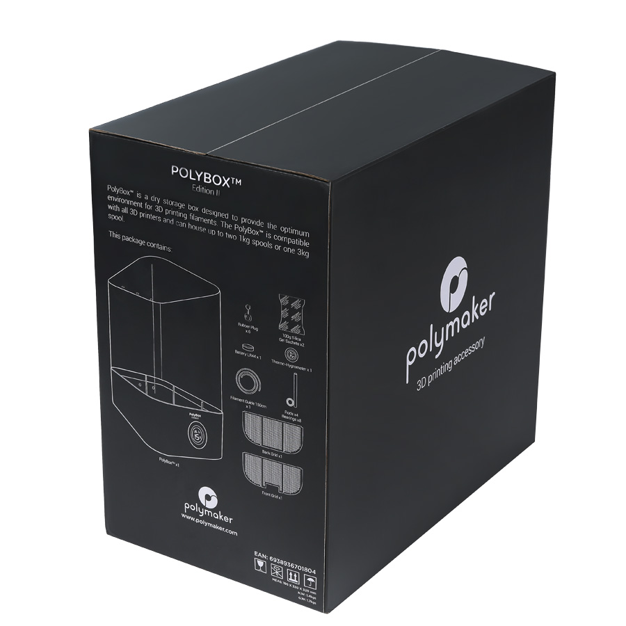 Polybox V2 Edition II Verpackung