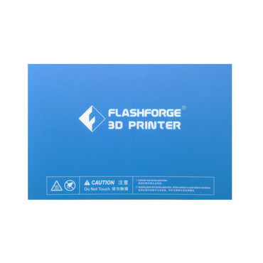 Build Sticker für Flashforge Dreamer / Creator Pro