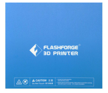 Build Sticker für Flashforge Guider II / IIs
