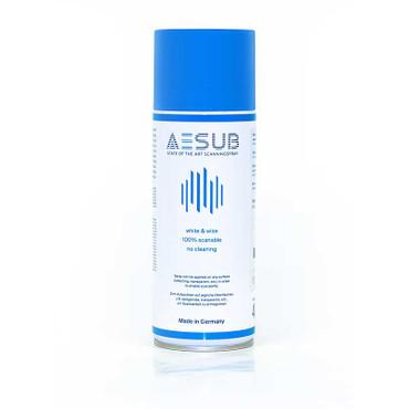 AESUB blue 3D SCANNING-SPRAY