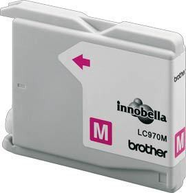 Tintenpatrone Brother LC-970M