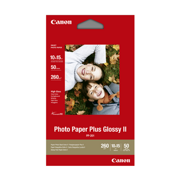 Canon PP-201 Photo Paper Plus Glossy II