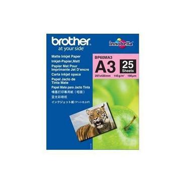 Brother BP60MA3 Inkjet-Papier matt