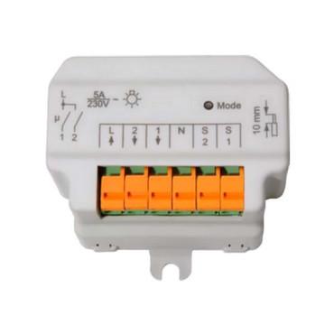HomeMatic Funk-Schaltaktor 2fach, Unterputzmontage HM-LC-Sw2-FM 1