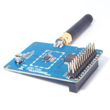 Busware CC1101 868 MHz Transceiver für Raspberry Pi inkl. Antenne