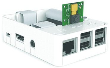 Gehäuse für Raspberry Pi Model B+ und Raspberry 2 3