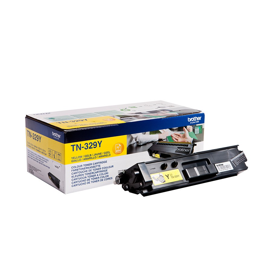 Toner Brother TN-329Y gelb