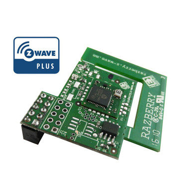 Bundle Raspberry Pi Model 3 inkl. Z-Wave.Me RaZberry 2 Modul 3