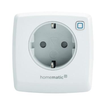HomeMatic IP Funk-Schalt-Mess-Steckdose 1-fach / 140666