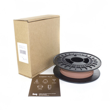 bq Copper PLA 1.75mm 750gr