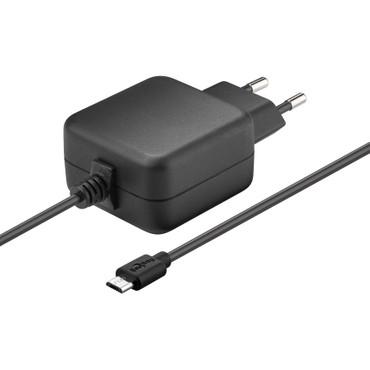 goobay Micro-USB Ladegerät 3,1A (56746)