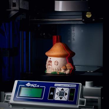 XYZprinting da Vinci Jr. 1.0 3in1 4