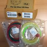 XYZprinting PLA Filament für da Vinci 3D-Pen 001