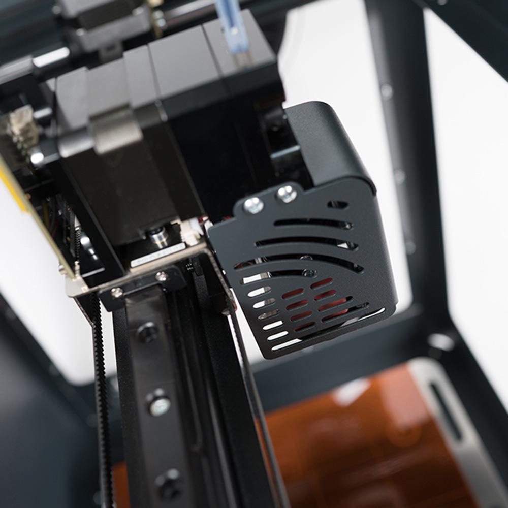 Craftunique Craftbot Flow IDEX grau