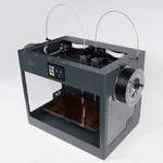 Craftunique Craftbot Flow IDEX grau 12