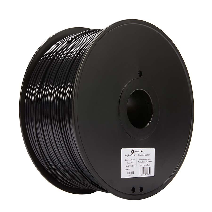 Polylite ASA schwarz 3kg