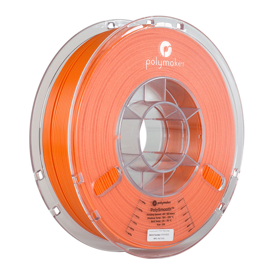 Polymaker PolySmooth orange