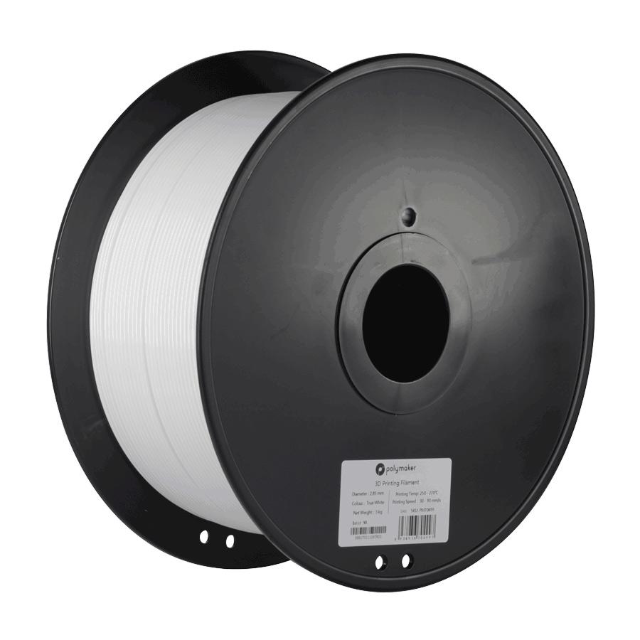 Polymaker PolyMax PLA weiss 3kg