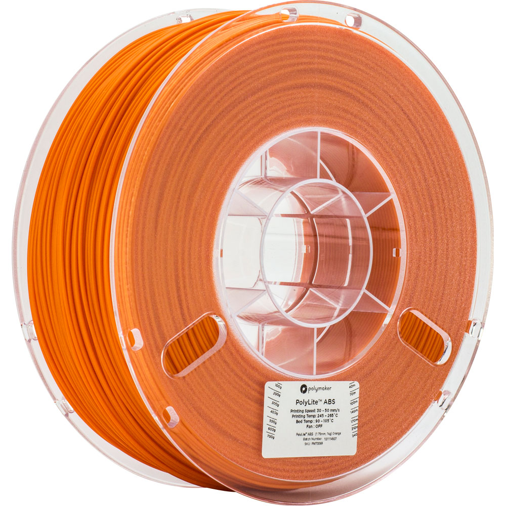 Polymaker Polylite ABS orange