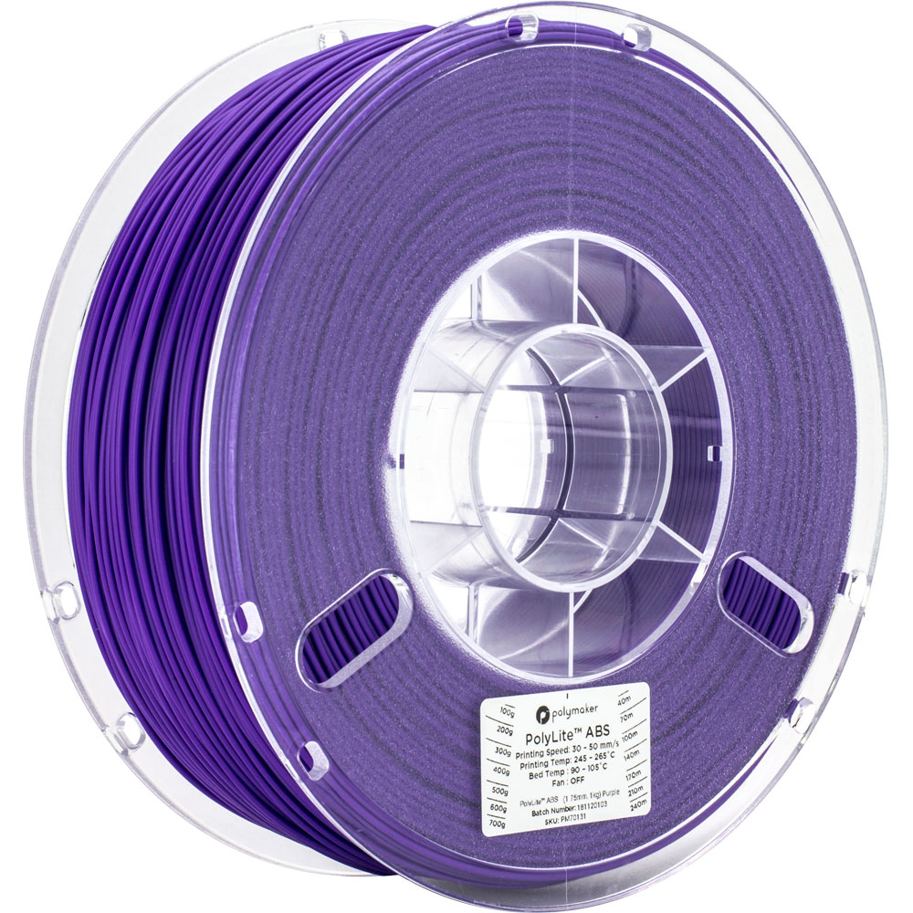 Polymaker Polylite ABS purple