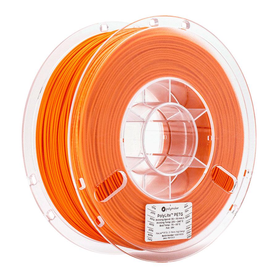 Polymaker Polylite PETG orange