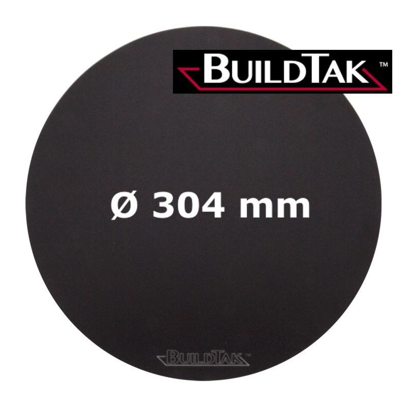 Druckbettfolie BuildTak Ø 304 mm rund