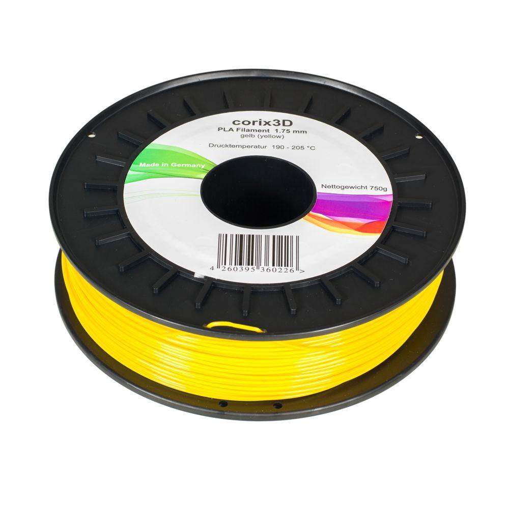 Corix3D PLA Soft gelb