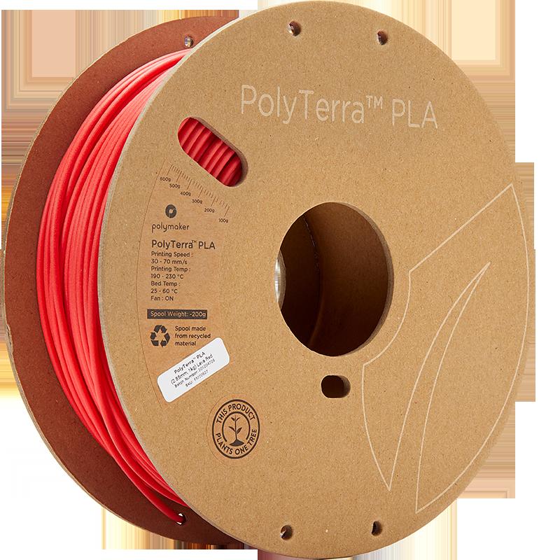 PolyTerra PLA rot 285