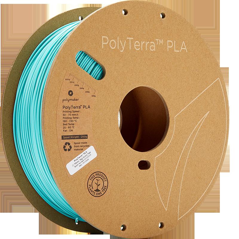 PolyTerra PLA Teal 175