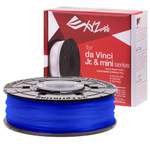 blue XYZprinting Jr. PLA Filament  14