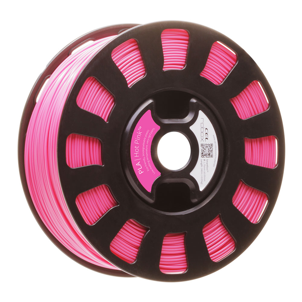 cel robox pla pink mit smart reel