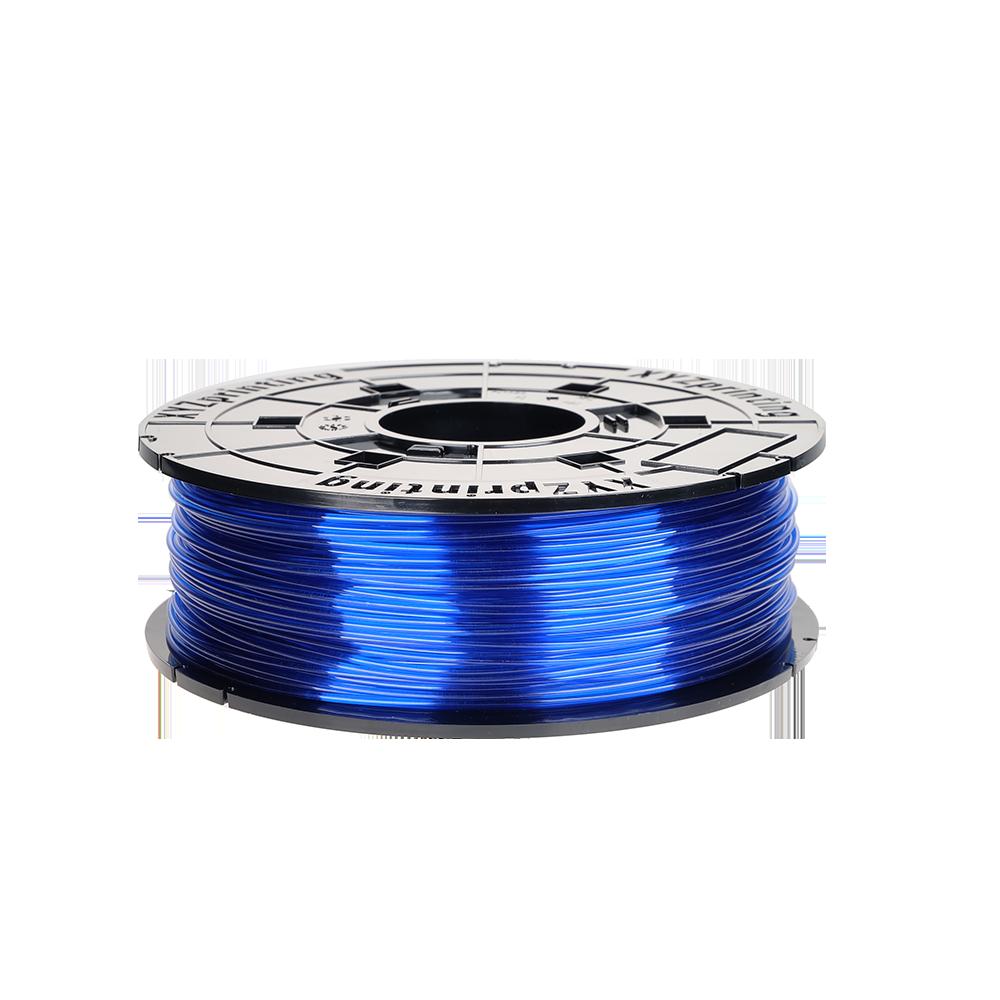 Blau Transparent