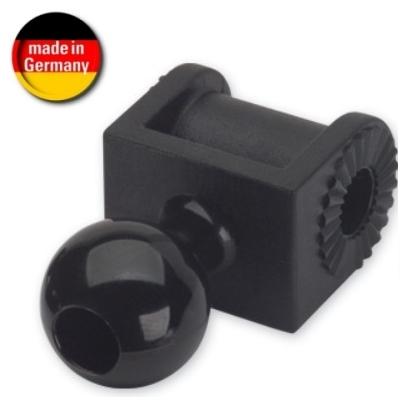HR Adaptersystem 1746  - Kugel Ø 17 mm - auf Garmin Nüvi + Streetpilot Modelle