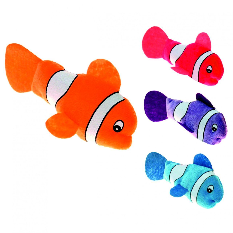 """Plüsch """"Clownfische"""" 17 cm"""