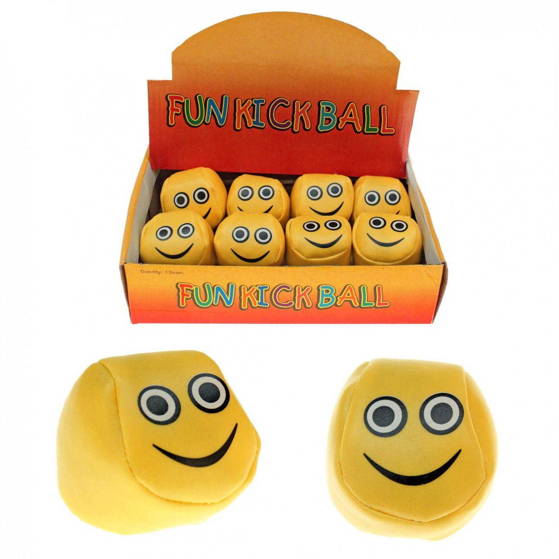 "[Paket] Kickball ""Smiley"" 5 cm"