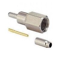 FME-Stecker, crimpbar, für RG174 Kabel