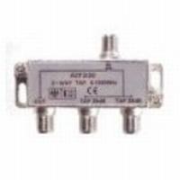 BK-F-Abzweiger 2-fach 20 dB 5-860 MHz