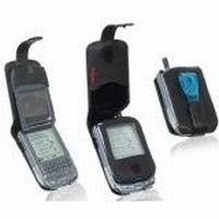 Krusell Handit Multidapt® Tasche 75133 für Handspring / Palm Treo 180/ Treo 270 - schwarz